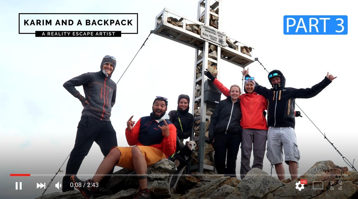 Part 3: Climbing 3022m Lärmkogel Mountain - Episode 33