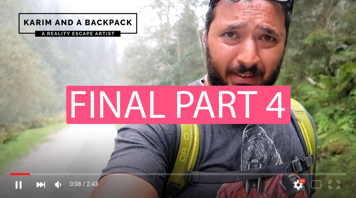 FINAL Part 4: Climbing Lärmkogel - Episode 34